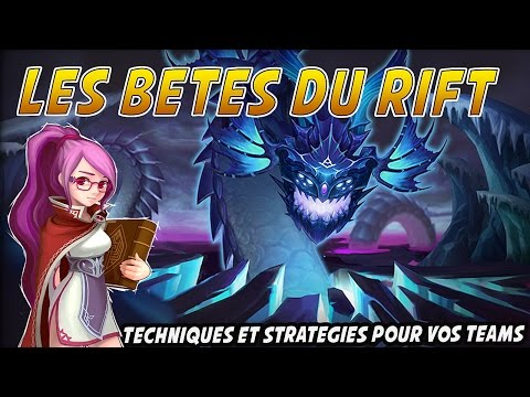Summoners War - Tuto - Bête Rift Eau