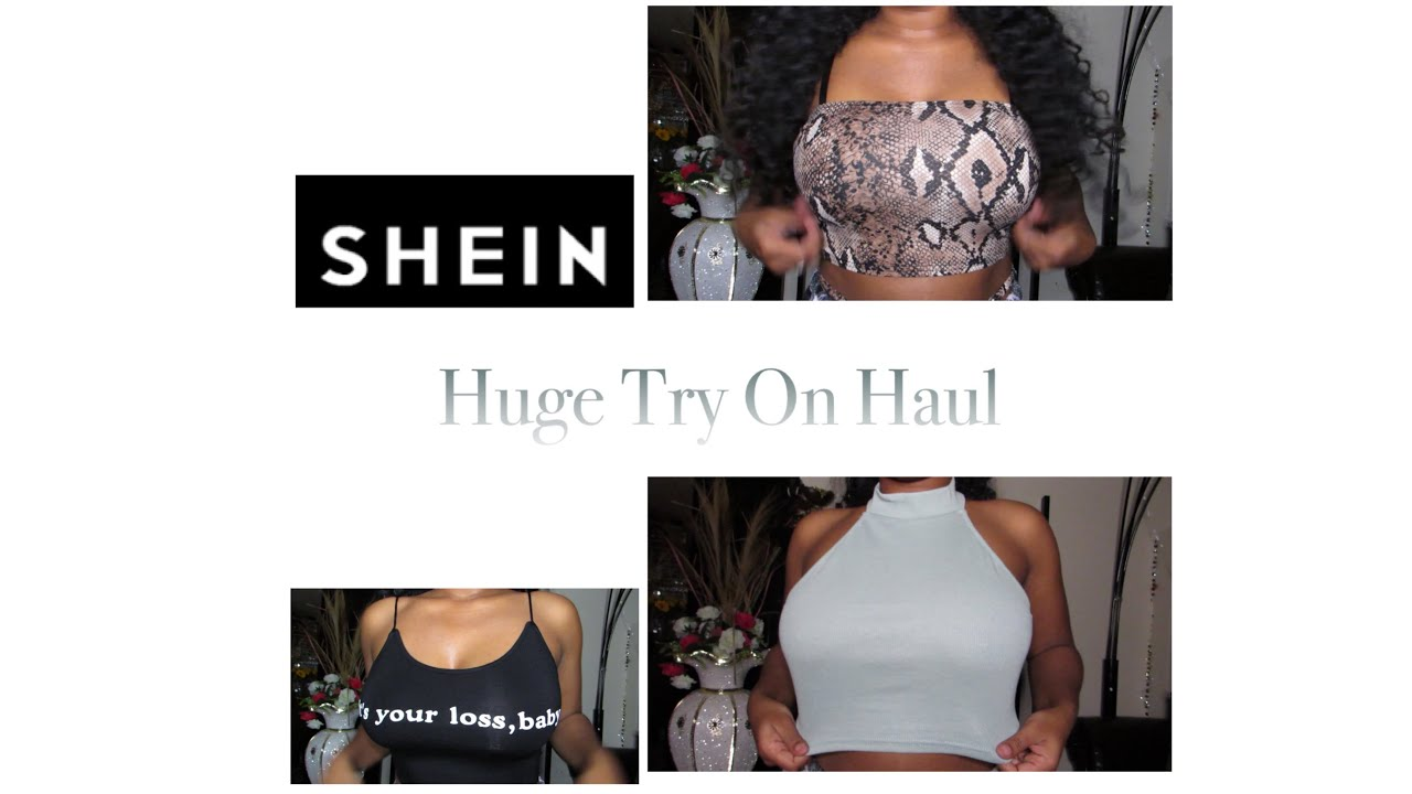 Huge Shein Try-On Haul 2020 | Trendy & Affordable