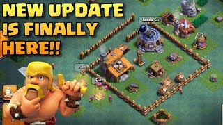 THE NEW MAY 2017 CLASH OF CLANS UPDATE IS SEXY YO!! EXPLORING THE NEW COC UPDATE!!