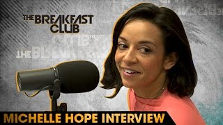 Sexologist Michelle Hope Interview at The Breakfast Club Power 105.1 (04/29/2016)