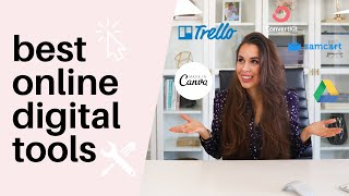 BEST Digital Marketing Tools To Grow Your Online Business In 2019 ⚙️ 🛠️// Kimberly Ann Jimenez Video