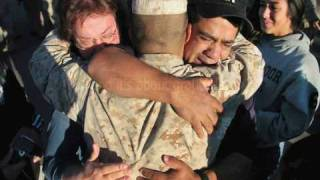 From youtube.com: Thanking our military It is a great example of an individual taking the initiative and developing his own way to express his gratitude for the service and sacrifice of our military