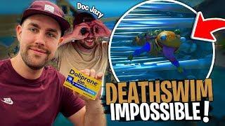 Ce Deathswim nous rend fou avec Doc Jazy et Dobby sur Fortnite Créatif !