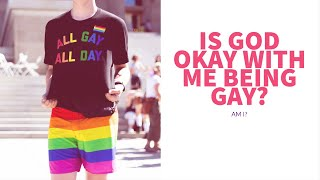 Lesson 5: Why did God make me Gay??