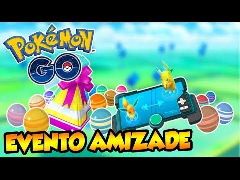 EVENTO DE AMIZADE COMEÇA AMANHÃ - Pokémon Go | PokeNews thumbnail