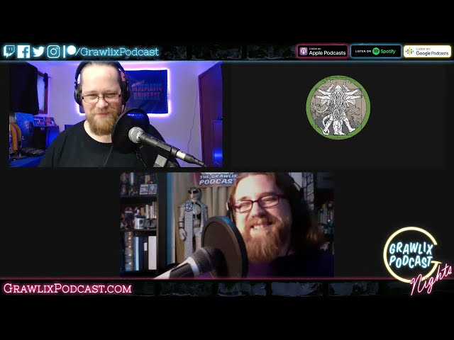 Trailer Talk, Movie News, and More | Grawlix Podcast Live