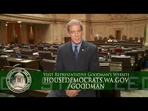 Rep. Roger Goodman's first 2016 legislative update