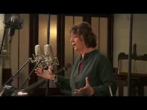 "Nathalie Stutzmann - Recording Handel aria ""L'aure che spira"""