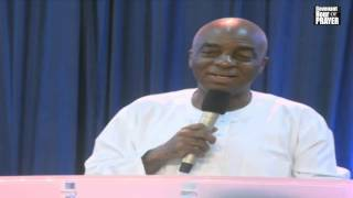 Bishop Oyedepo-Covenant Hour Of Prayer June 9,2015