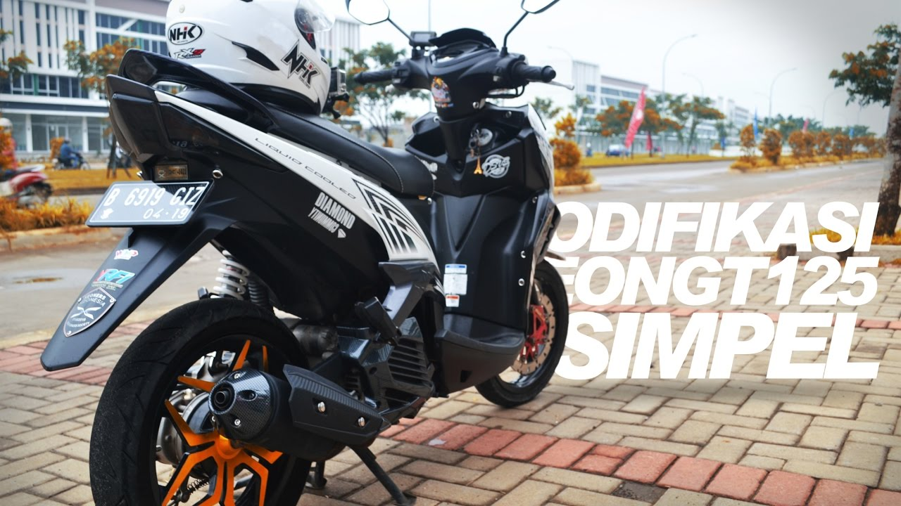 Download Koleksi 73 Modifikasi Yamaha Xeon Gt 125 Terkeren Kk