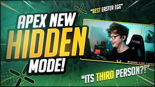 Doing Wingman 1v1's in the New HIDDEN Third Person mode! (Apex Legends Easter Egg)