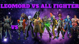 LEOMORD VS ALL FIGHTERS    GAMING PLANET