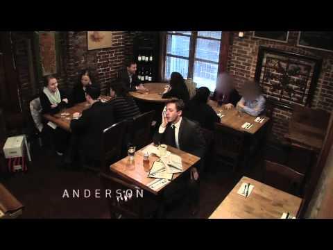 Anderson Investigates Rudeness: Hidden Camera Experiment