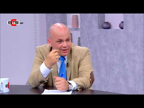 """""""Лявата политика"""" с Александър Симов, гост Пламен Павлов"""