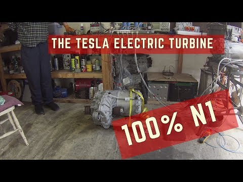 The Tesla Project : 15,000 RPM