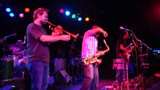 Delta Nove Live @ The Roxy, Part 2