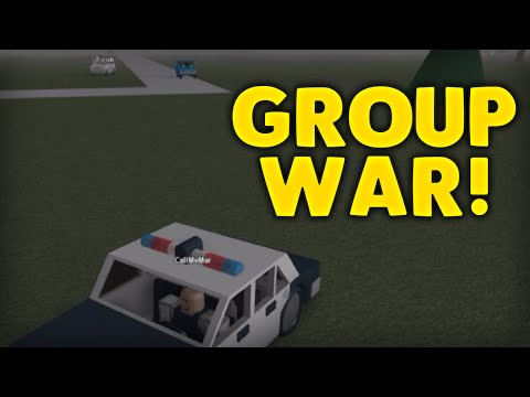 GROUP WAR! - Apocalypse Rising