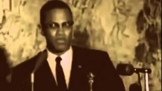Malcolm X Teaching on Black Economics, Black Self Employment & Owning Black Owned Businesses