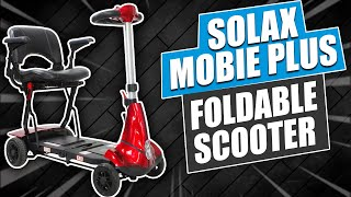 Solax Mobie Plus Foldable Scooter