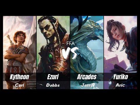 Kytheon VS Ezuri