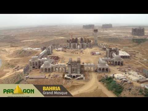 Grand mosque bahria town karachi pakistan