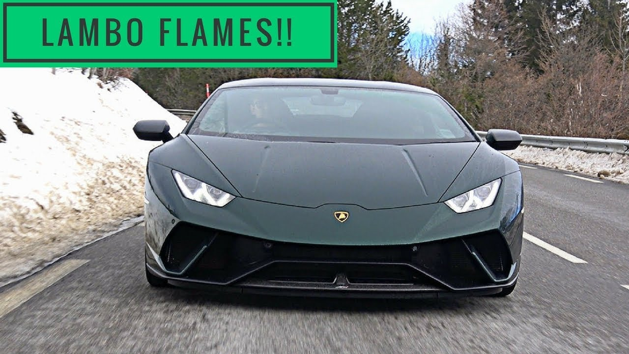 Taking Delivery Of Jake Paul S 350 000 Huracan Performante