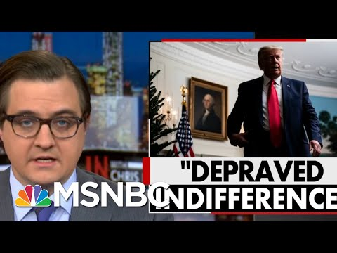 Chris Hayes: I'm Enraged Over America's 'Depraved' Covid Indifference   All In   MSNBC