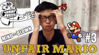 Perjuangan yang Menurunkan IQ - Unfair Mario #3