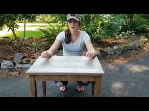 how-to-refinish-an-end-table
