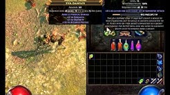 Path of Exile: Skill Gem Frenzy