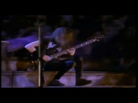 Metallica - Cliff Burton Tribute Seattle '89 |HD|