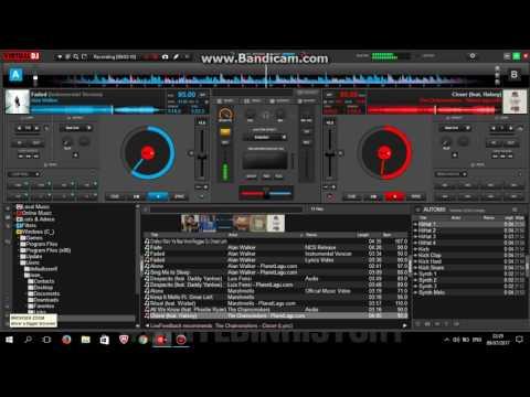 DJ ucok walker closer