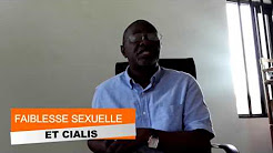 Faiblesse Sexuelle, Disfunzione erettile e Cialis