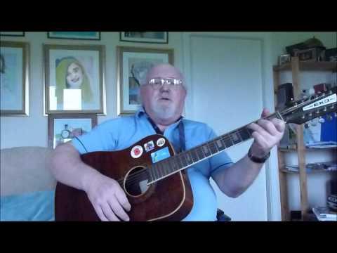 12-string Guitar: Kelly´s Irish Brigade (Including lyrics and chords)