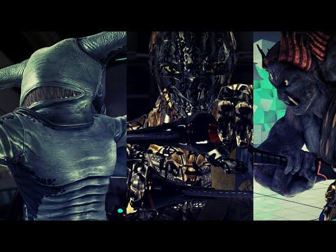 Tekken 7 Yoshimitsu Unlockable Costumes Showcase Youtube