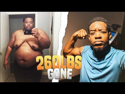 260lb Weight Loss Saved His Life