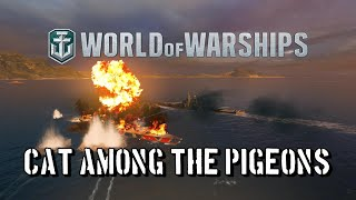 World of Warships - Cat Among The Pigeons thumbnail