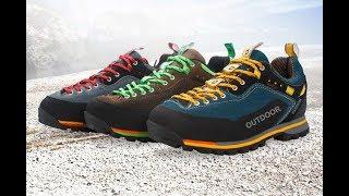 видео Мужская обувь для похода, обувь для треккинга, спортивная обувь, купит мужские...