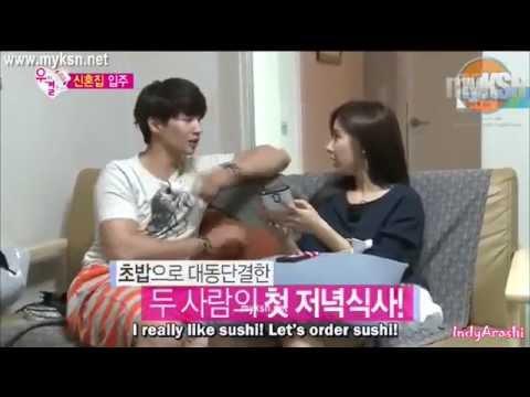 Song Jae Rim X Kim So Eun - WGM Skinship Master Part 2