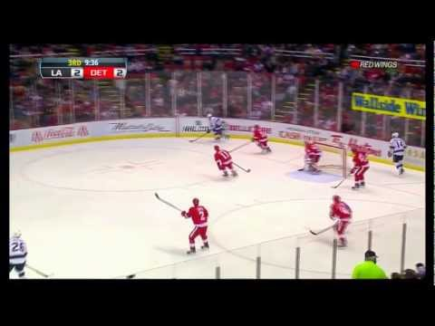 Brendan Smith Hockey IQ - Third defenceman on ice after PK - March 9 2012