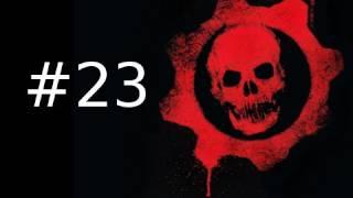 Gears Of War Walkthrough With Sp00n Part 23: Running Dry