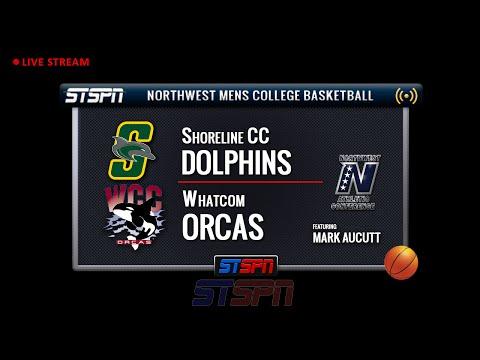 Shoreline CC (WA) Whatcom CC (WA) Mens Basketball