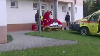 tvpce.cz V Rychnově vypadla žena ze 4. patra z balkonu