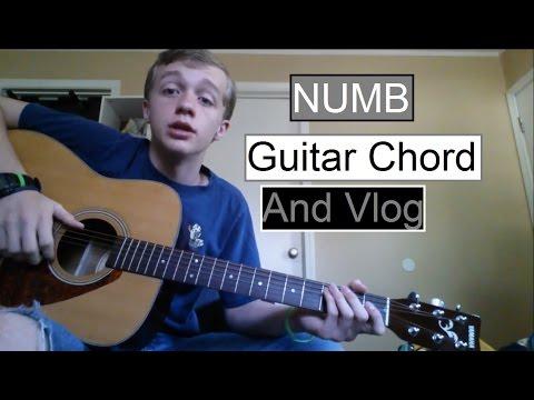 David Archuletas Numb Guitar Tutorial Vlog Jj Prince Youtube