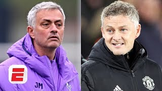 Can Manchester United and Tottenham still get into the top four? | Premier League