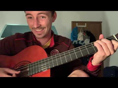 AnnenMayKantereit - Ozean, Tutorial Gitarre