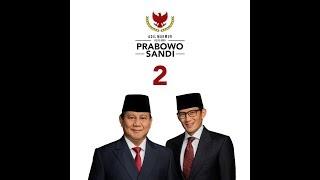 Viral!!! Lagu Goyang Dua Jari Pilih Prabowo Sandi (soundtrack)