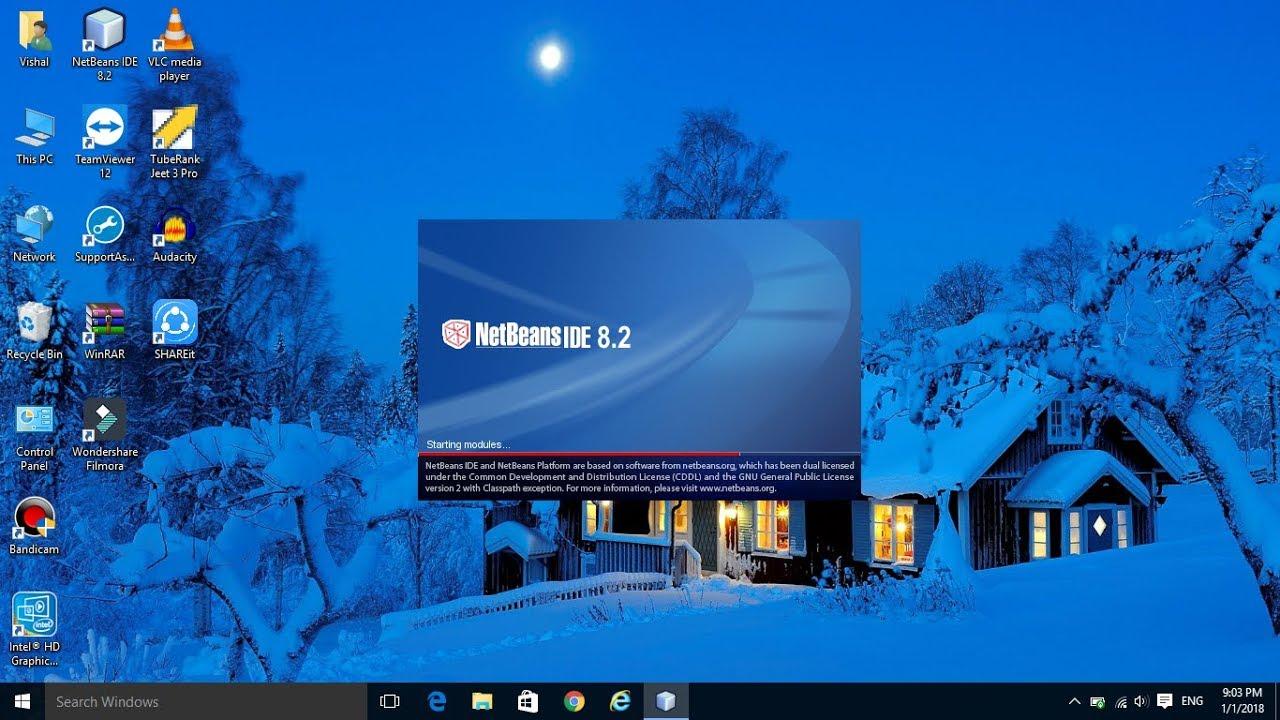 download netbeans 8.1 for windows 8 32 bit