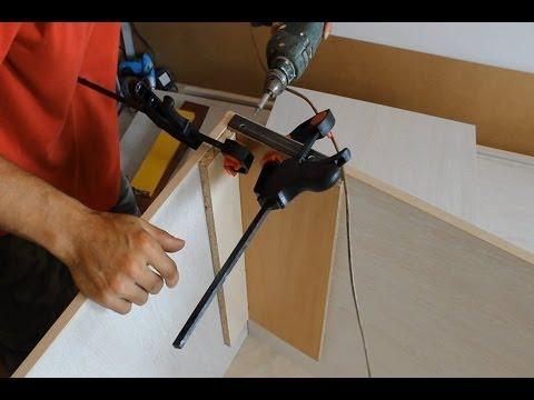видео: Как собрать шкаф  купе в деталях. (Шкаф купе своими руками.Часть3)
