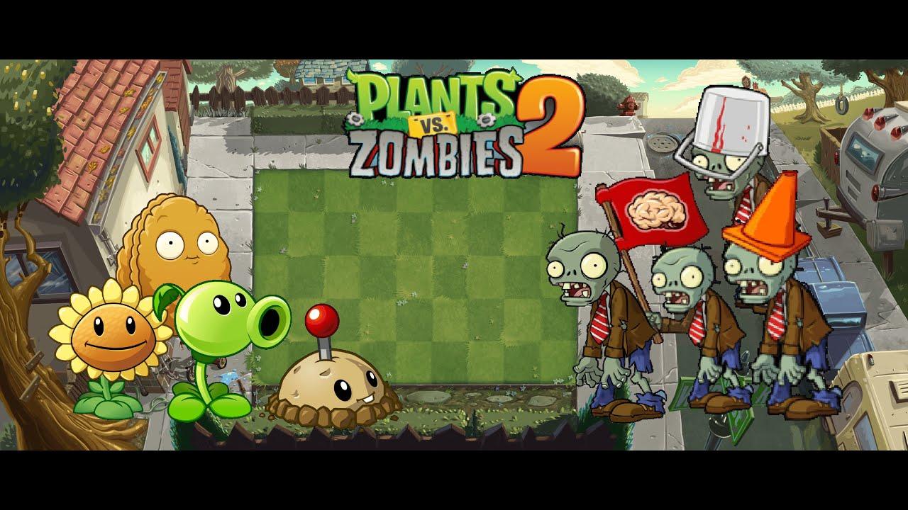 зомби против растений фото самый дорогой сорт